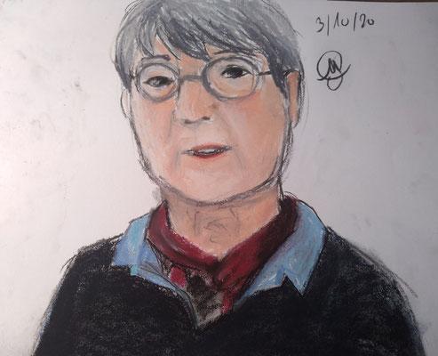 Edith - le professeur