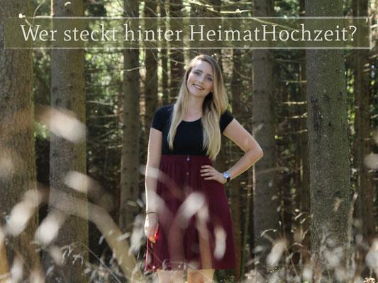 Wer steckt hinter HeimatHochzeit? - HeimatHochzeit - Hochzeitsplaner München