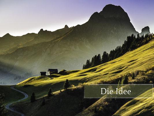 Die Idee - HeimatHochzeit - Hochzeitsplaner München