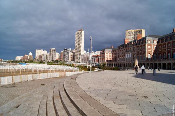 Zentrum von Mar del Plata
