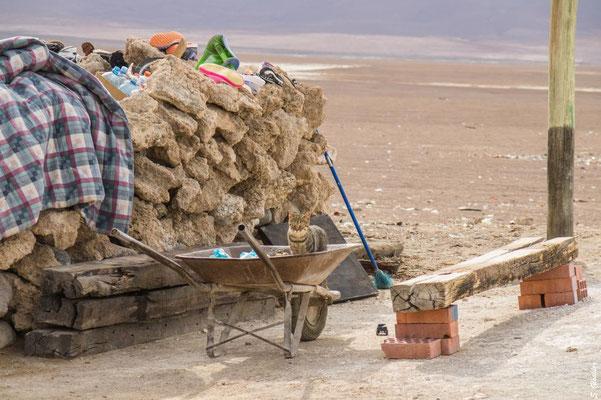 Ein Haus im Nirgendwo, Altiplano Bolivien