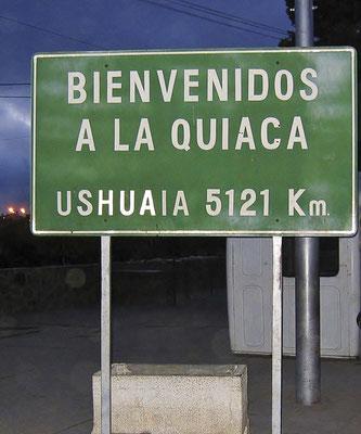 Argentinisch-Bolivianische Grenze