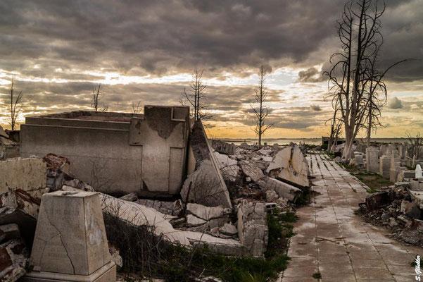 Friedhof von Carhué