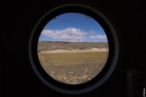 mit dem Patagonienzug von der Küste in die Anden