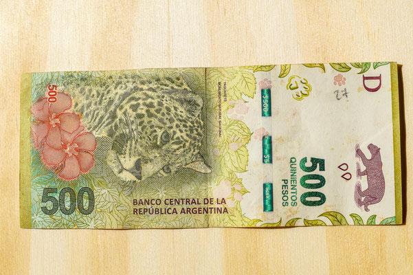500-Peso-Schein