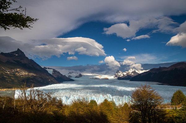 Perito Moreno Gletscher, El Calafate