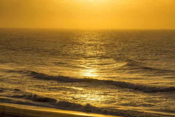 Sonnenaufgang in Mar de las Pampas