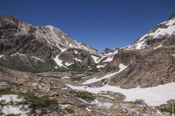 Wandern im Nationalpark Nahuel Huapi: Paso Schweitzer