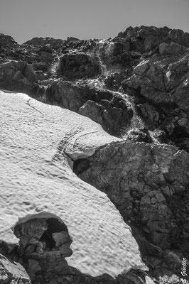 Eingeschneit im patagonischen Sommer