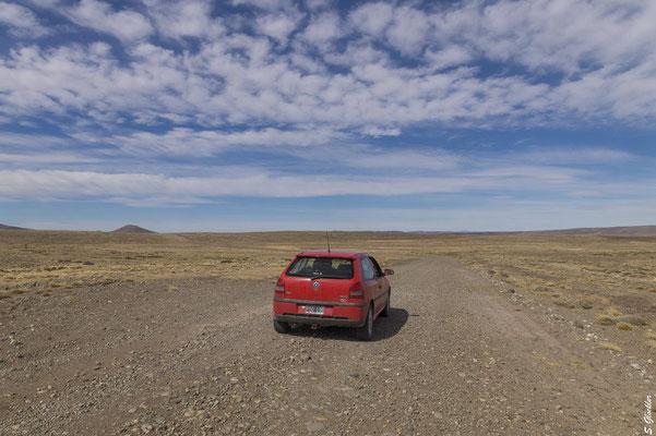 250 Kilometer von der nächsten Ortschaft entfernt