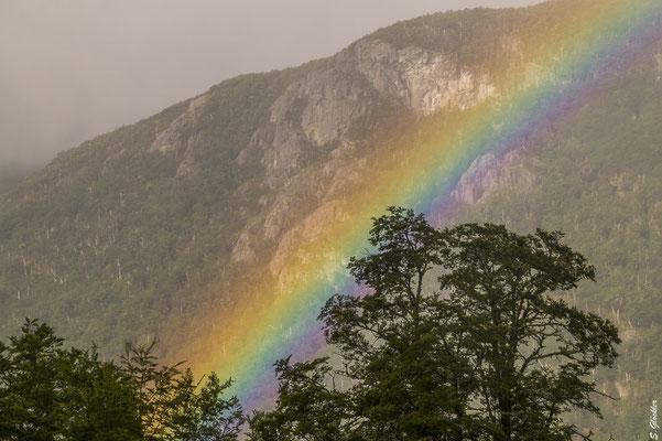 Vier Jahreszeiten an einem Tag - in Patagonien keine Seltenheit