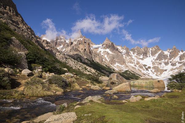 Spektakuläre Aussicht: Cerro Catedral
