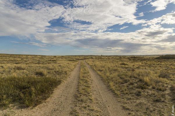 Cabo Raso: nur über Schotterstraßen zu erreichen