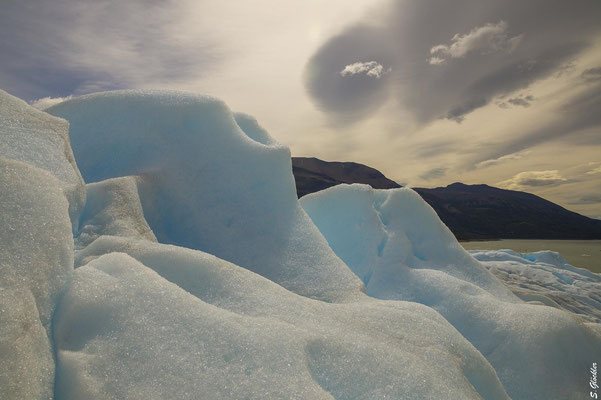 Mini Trekkiing auf dem Perito Moreno Gletscher