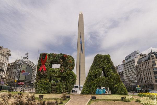 Buenos Aires während des G20-Gipfels