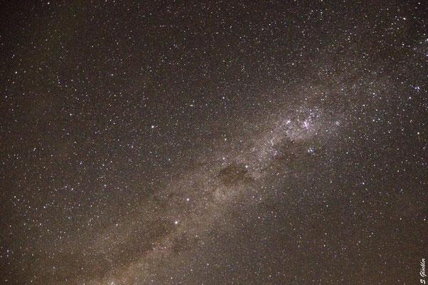 nachts die Milchstraße genießen