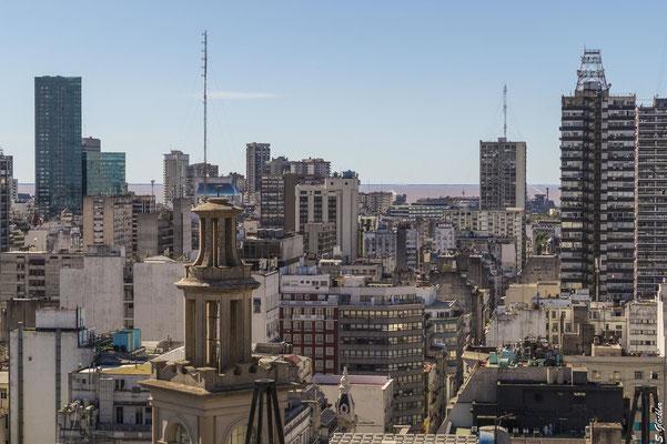 Buenos Aires von oben, Mirador der Galería Güemes