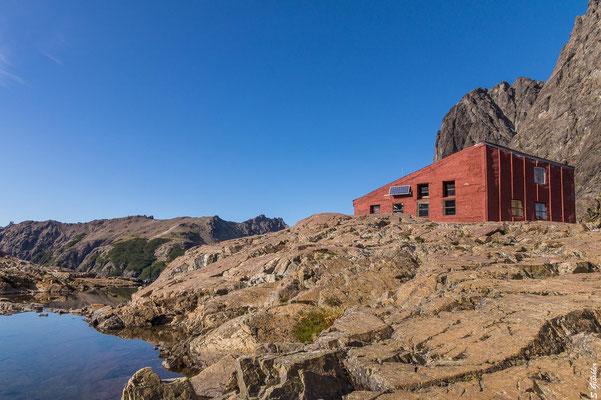 Refugio Laguna Negra / Italia / Manfredo Segre