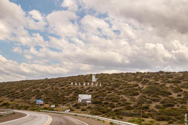 Willkommen in Malargüe, Mendoza