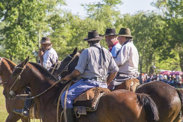 Gauchos, Fiesta de la Tradición in San Antonio de Areco