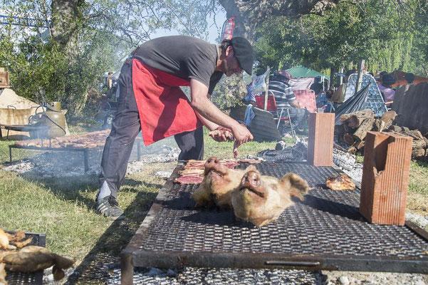 """""""Jedes Viech, das laufen kann, endet auf dem Grill"""", lautet ein argentinisches Sprichwort."""