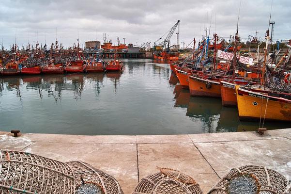 Hafen von Mar del Plata