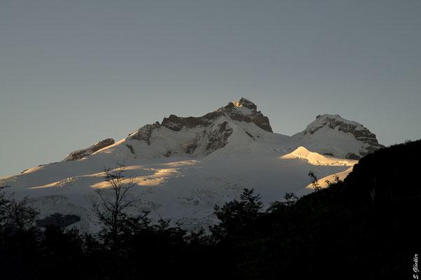 Cerro Tronador, höchster Berg des Nahuel Huapi Nationalparks