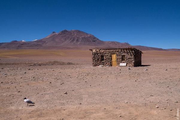 Grenze zwischen Chile und Bolivien