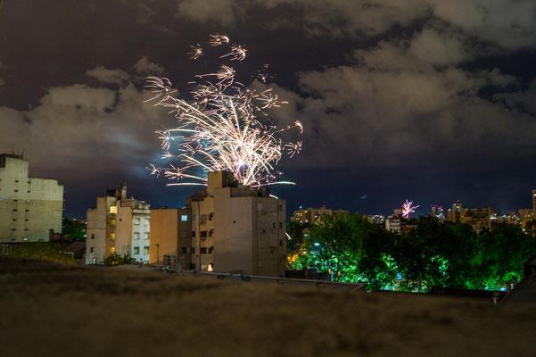 Weihnachten in Argentinien: Um 0 Uhr gibt es ein Feuerwerk
