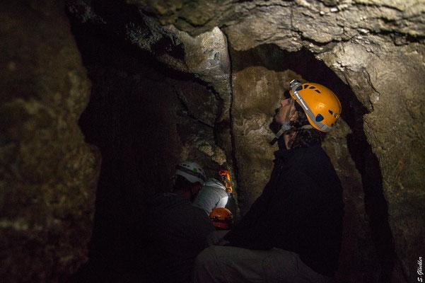 In der Caverna de las Brujas