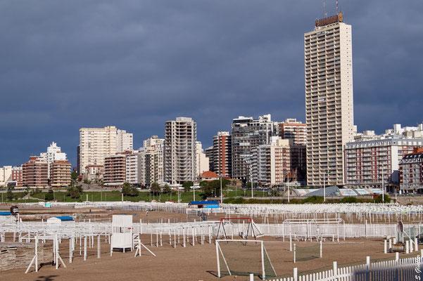 Mar del Plata, Stadtstrand