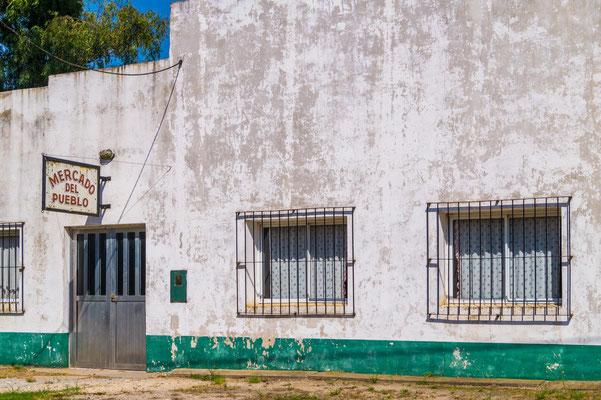 Markthalle von Santo Domingo, Provinz Buenos Aires