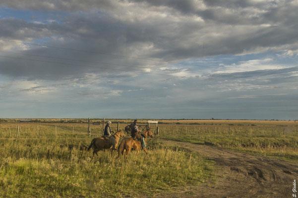 Gauchos in der Provinz Corrientes