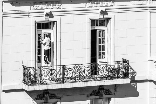 Corona in Argentinien: Selten waren unsere Fenster so sauber