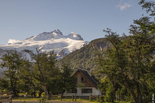 Pampa Linda liegt am Fuße des Cerro Tronador