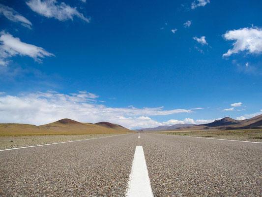 Paso de Jama, internationaler Pass Argentinien / Chile