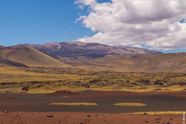 Vulkan Payún Matrú