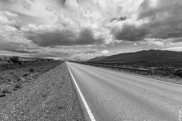 Zwischen Calafate & Perito Moreno Gletscher
