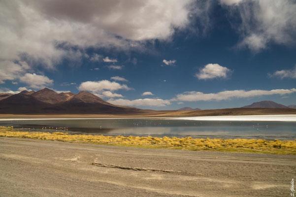 Unterwegs im Altiplano, Bolivien