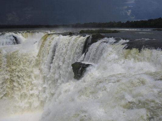 Garganta del Diablo, Iguazú