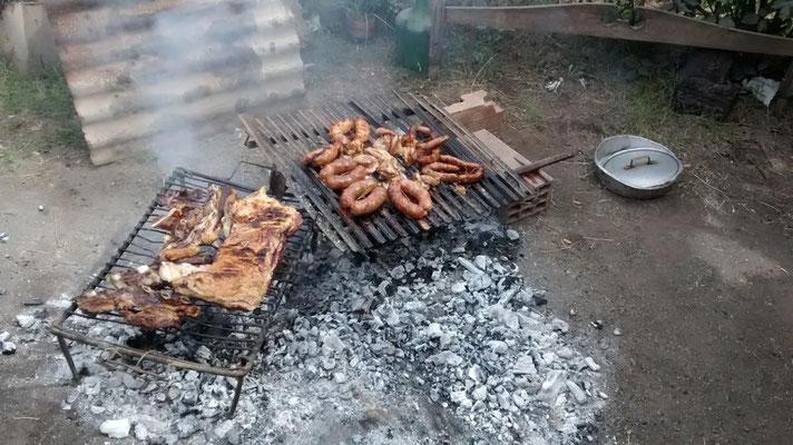 Grillen auf argentinisch: Mehr ist Mehr.