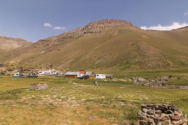Cajón Grande, Provinz Mendoza