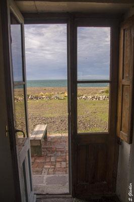 Cabo Raso: Unterkunft mit Meerblick