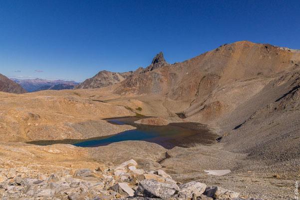Aufstieg zum Cerro Capitán