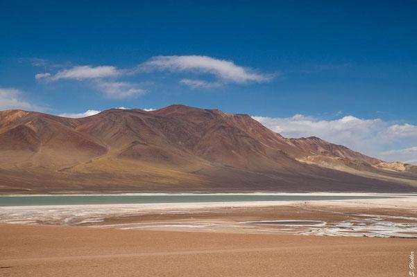 Paso de Jama, Grenzpass zwischen Argentinien und Chile