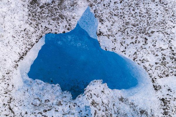 Unglaubliches Blau: Minitrekking auf dem Perito Moreno Gletscher