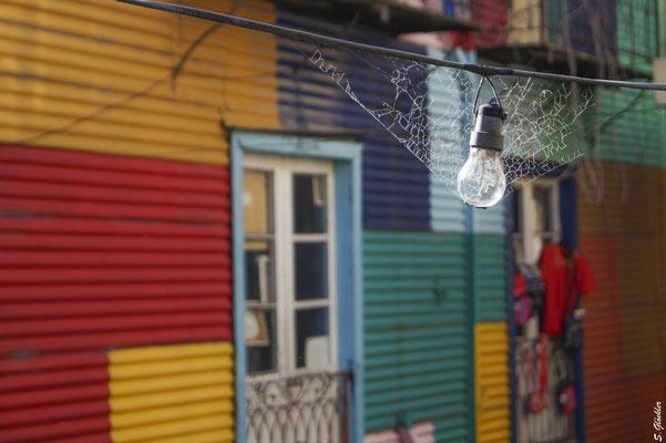 Caminito: Auf den Spuren der Stadtgeschichte