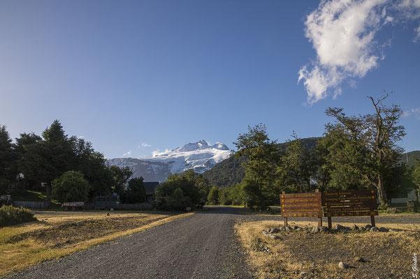 Nach ca. 17 Kilometern erreichen wir Pampa Linda