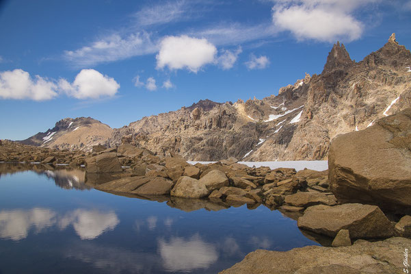 Wandern im Nationalpark Nahuel Huapi: Laguna Schmoll