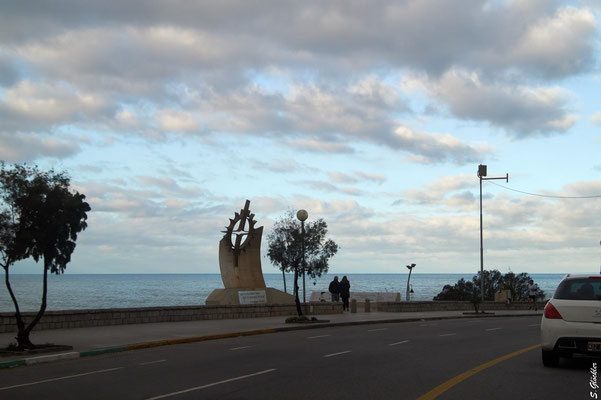 Uferpromenade in Mar del Plata
